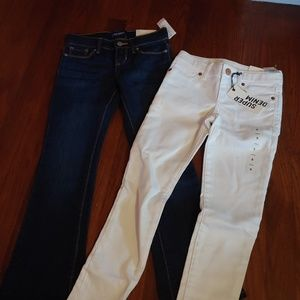 Other - 2 pairs of girls size 6 jeans